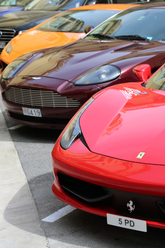 Tax Benefits from your Exotic Cars