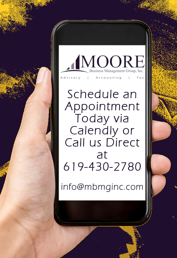 Schedule an Appointment with MBMG Inc